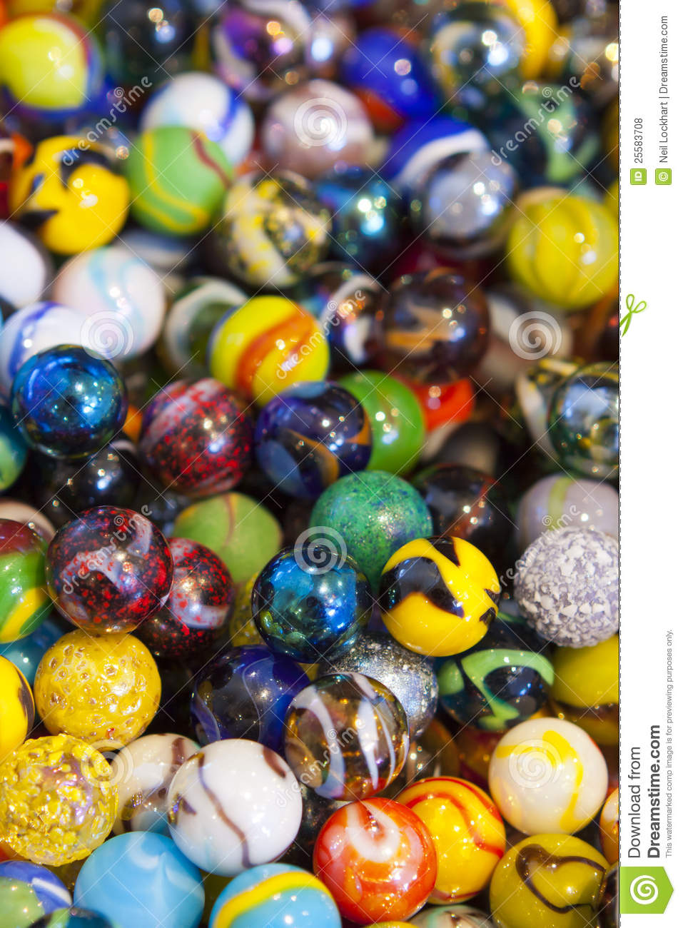 Bright Colored Marbles : Colorful marbles stock photo image of multicolored ball