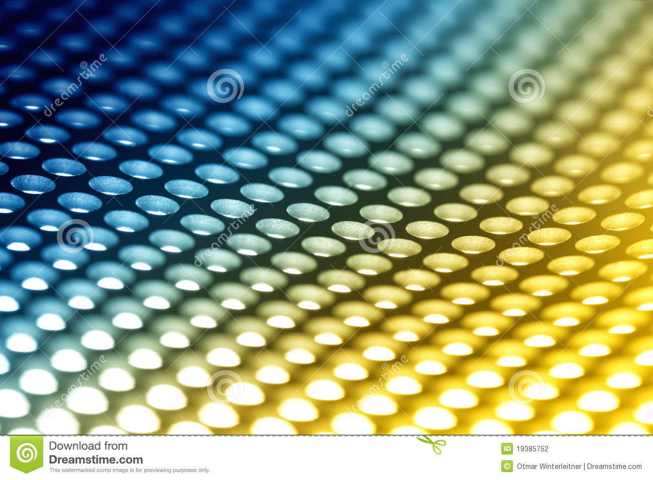 Colorful Metal Sheet Background Stock Photography Image