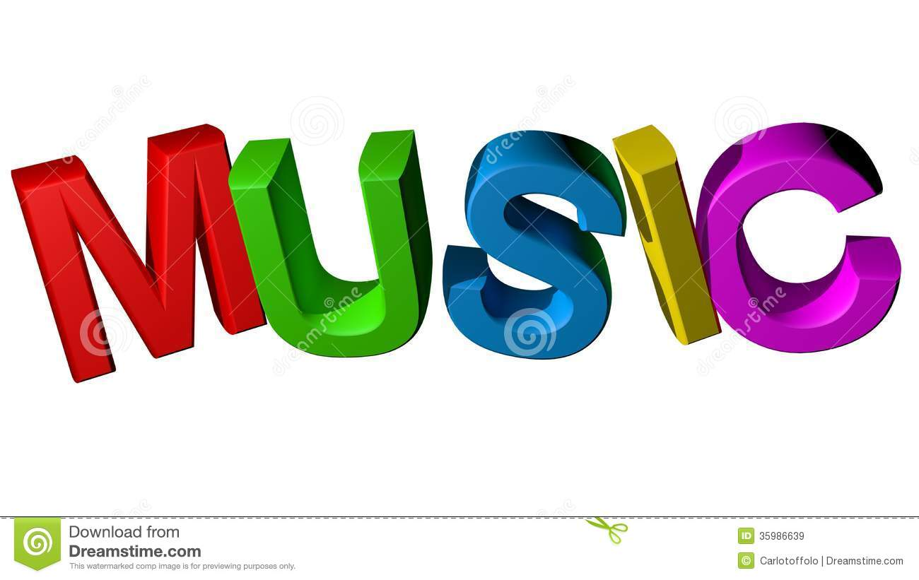 Colorful Music Stock Vector Illustration Of Party Brain 35986639