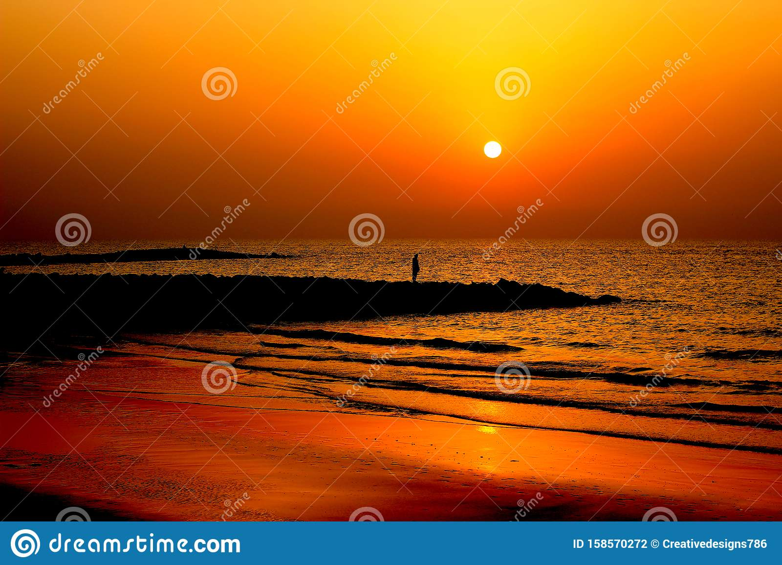 colorful ocean beach sunrise wallpaper backgrounds sunset ocean wallpaper backgrounds view 158570272
