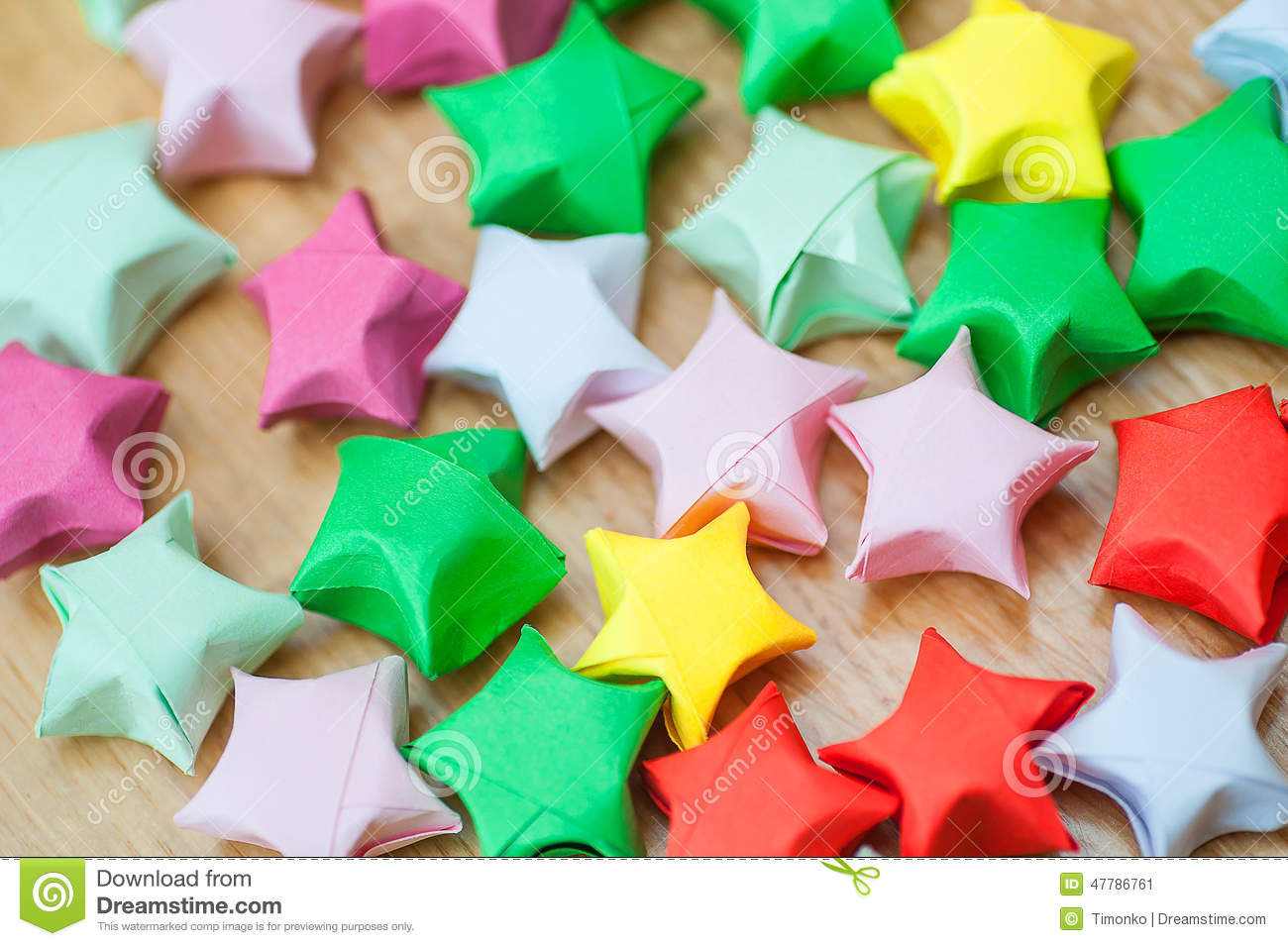 Colorful origami lucky stars Stock Photo by StepanPopov | PhotoDune | 955x1300