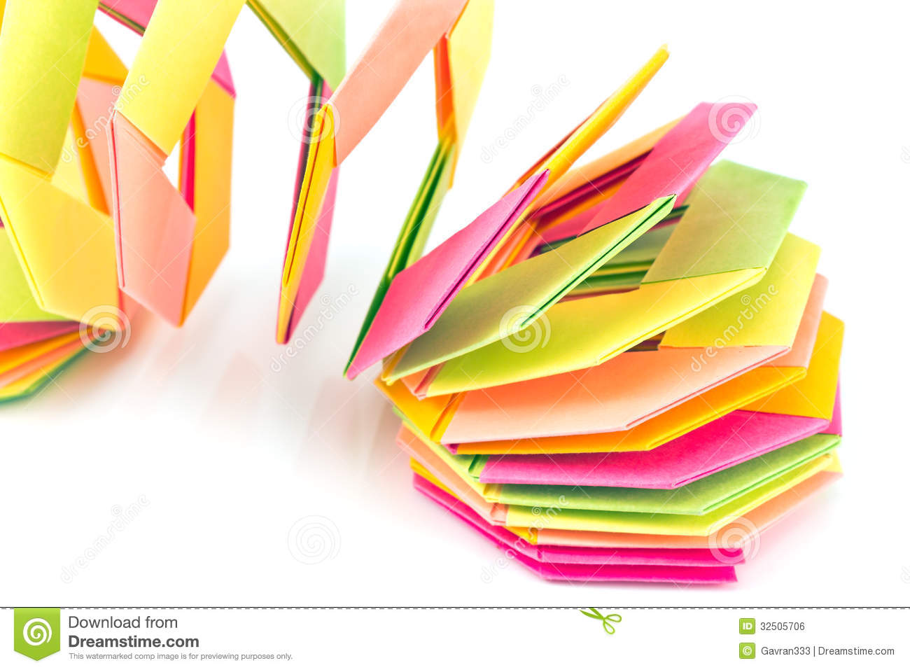 Colorful Origami Paper Octagon Shapes Royalty Free Stock ... - photo#38
