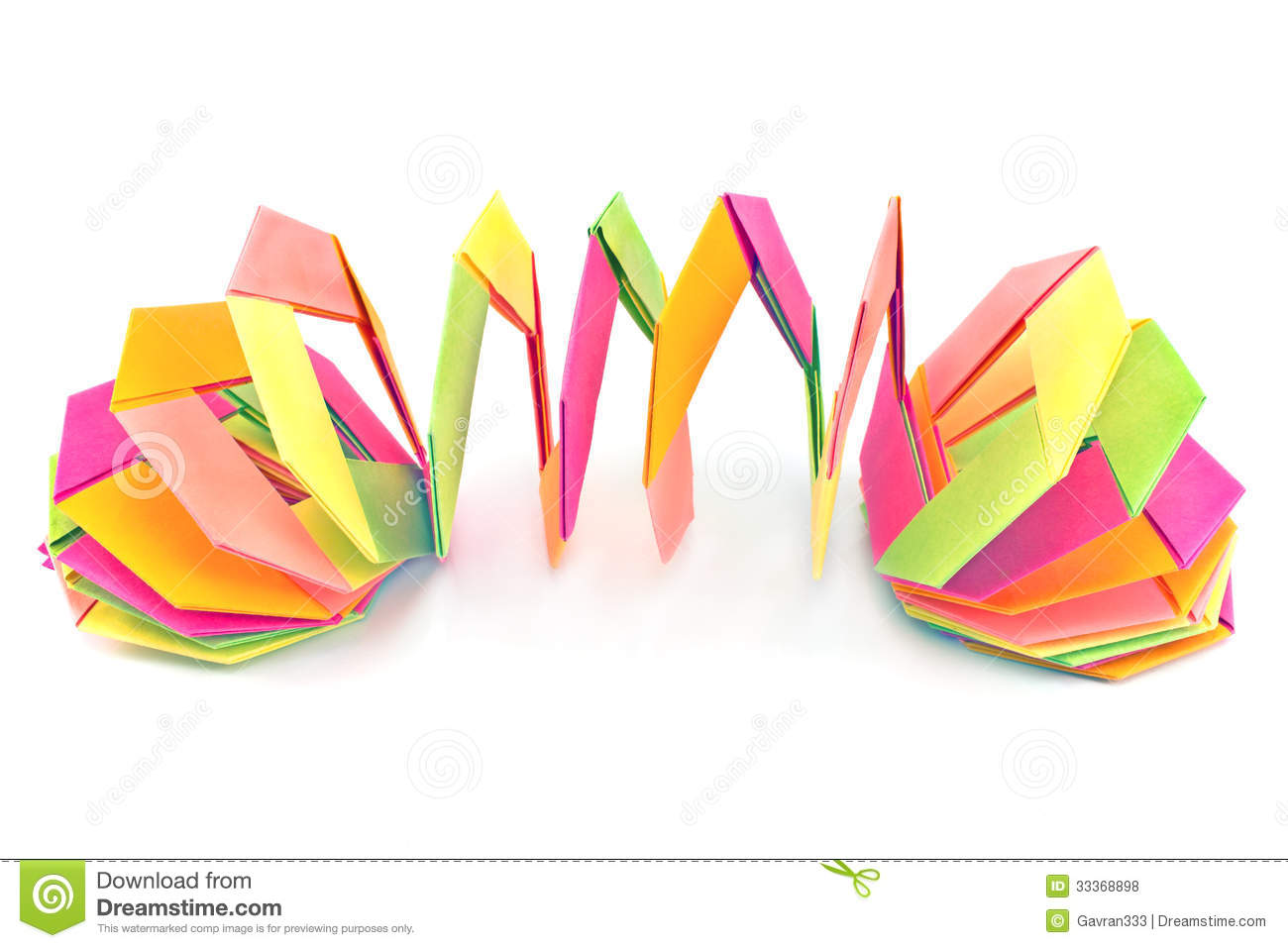 Colorful Origami Paper Shapes Royalty Free Stock Photos ... - photo#27