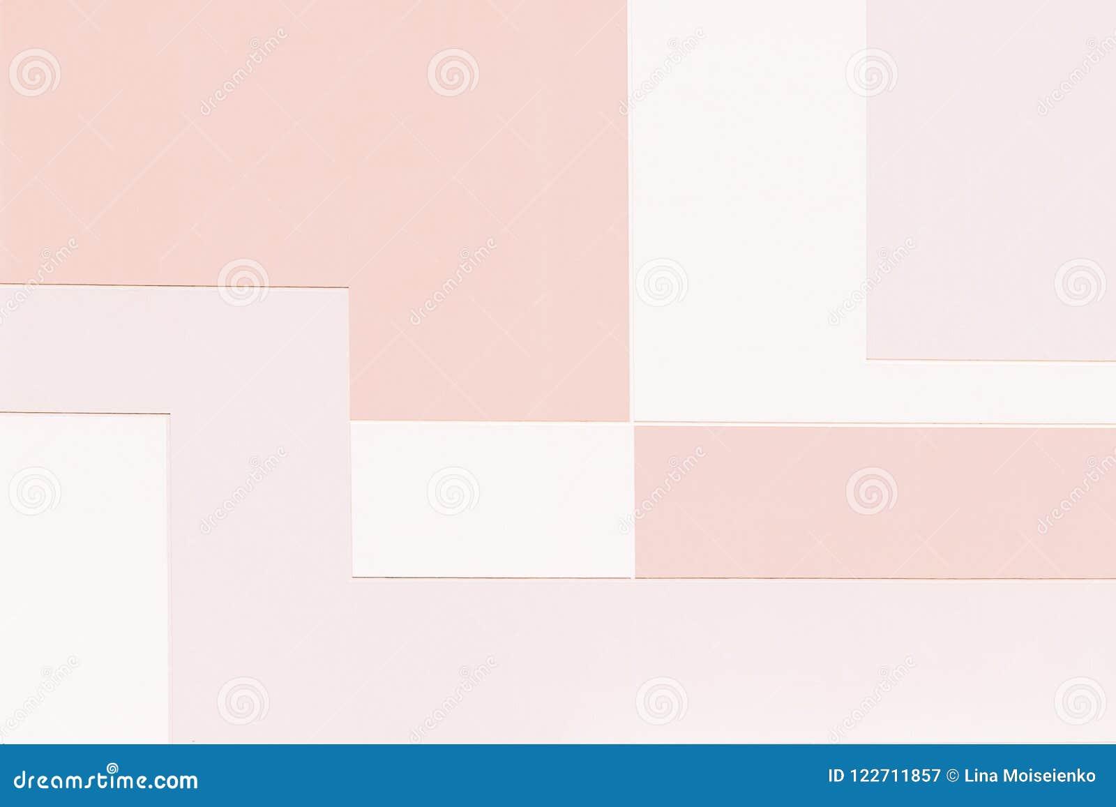 Colorful paint geometric backdrop - toned effect.
