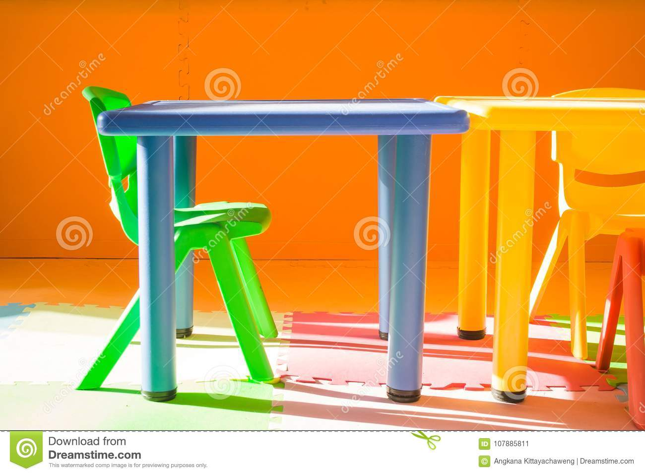 Amazing Colorful Plastic Chair And Desk For Children Playing And Dailytribune Chair Design For Home Dailytribuneorg