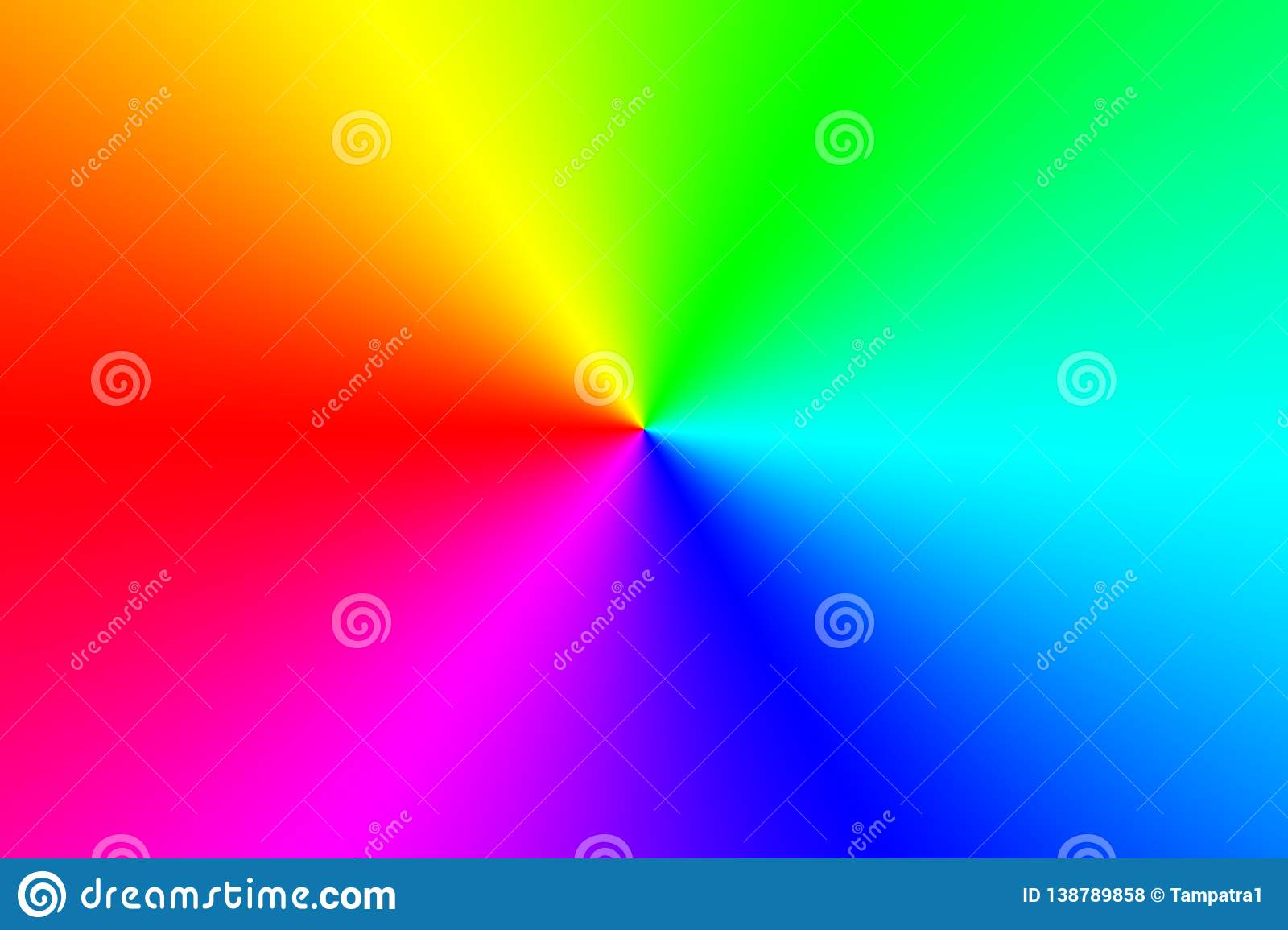Colorful Rainbow Abstract Pattern Texture Multi Colored