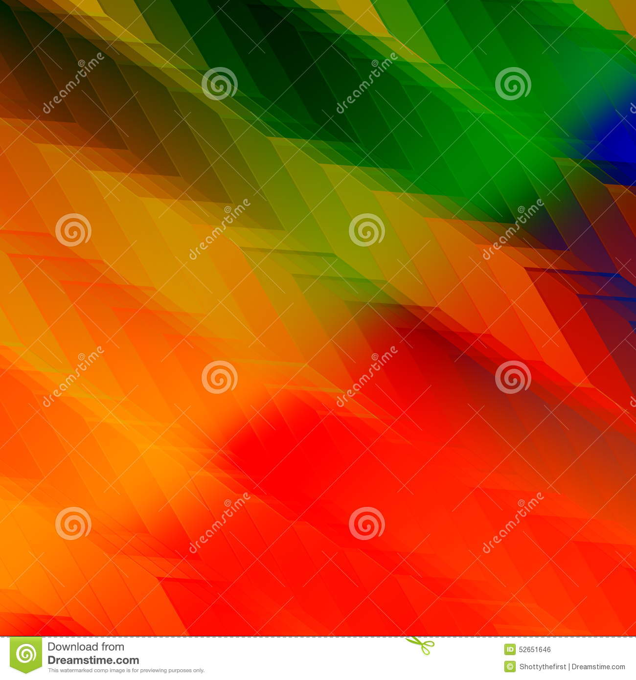 colorful rainbow colors background artistic stylish design