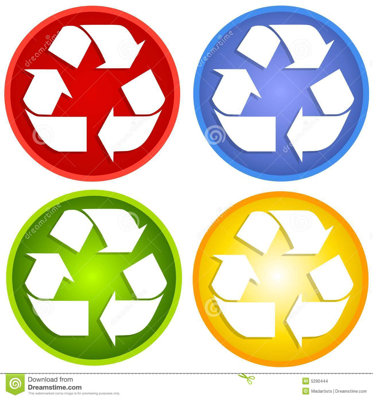 colorful recycle symbols stock illustration illustration recycle logo vector png recycle logo vector cdr