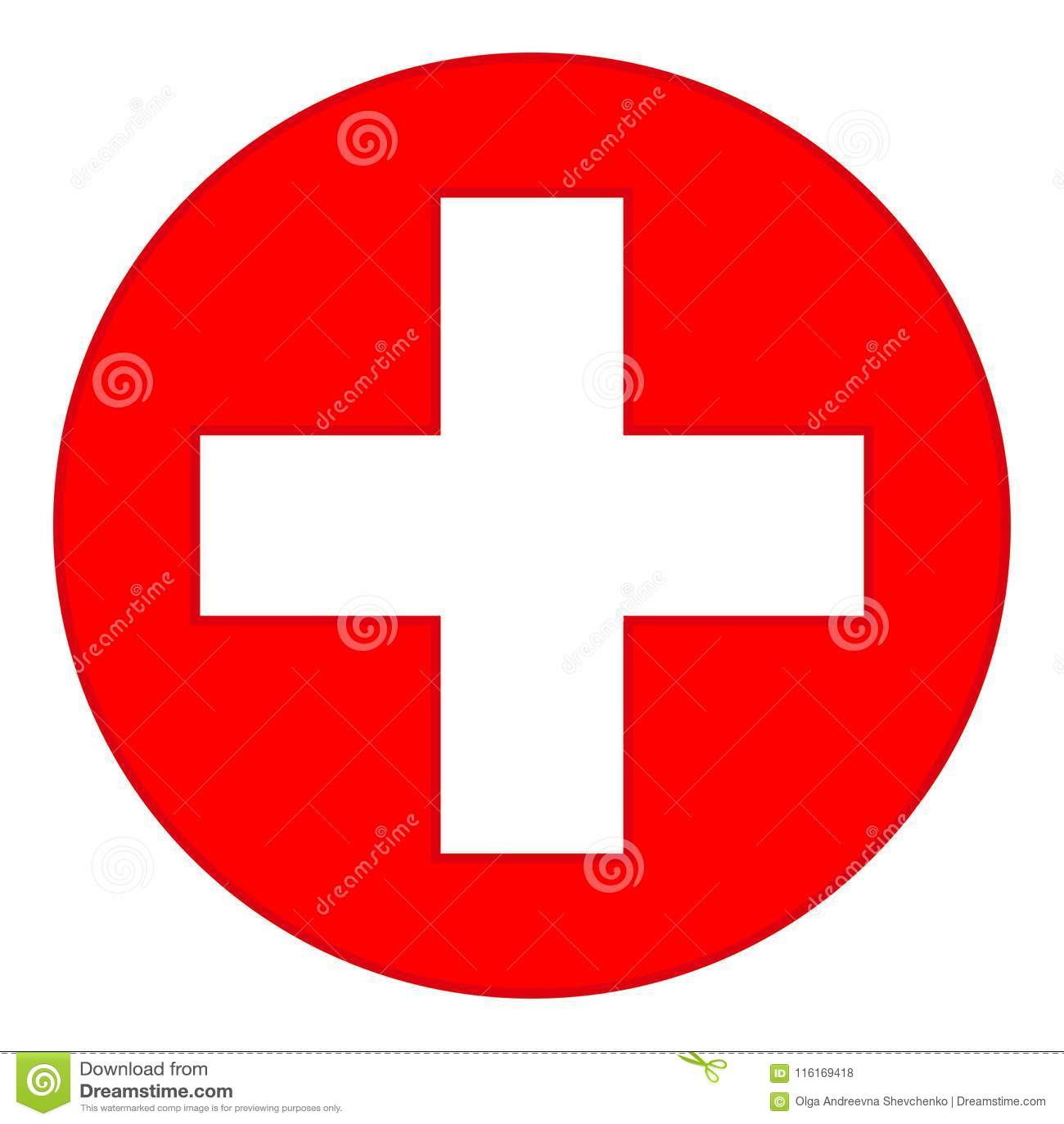 colorful red medical cross symbol stock illustration - illustration of cross,  healthcare: 116169418  dreamstime.com