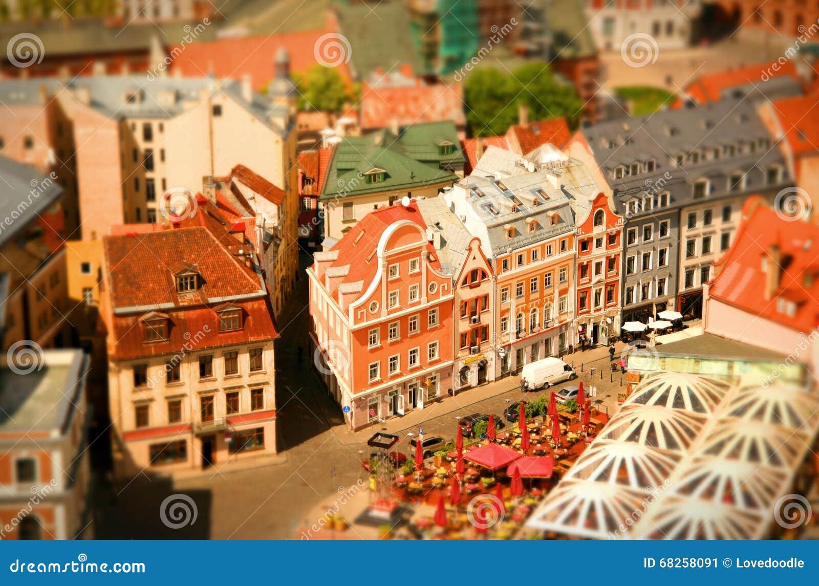 Colorful Riga