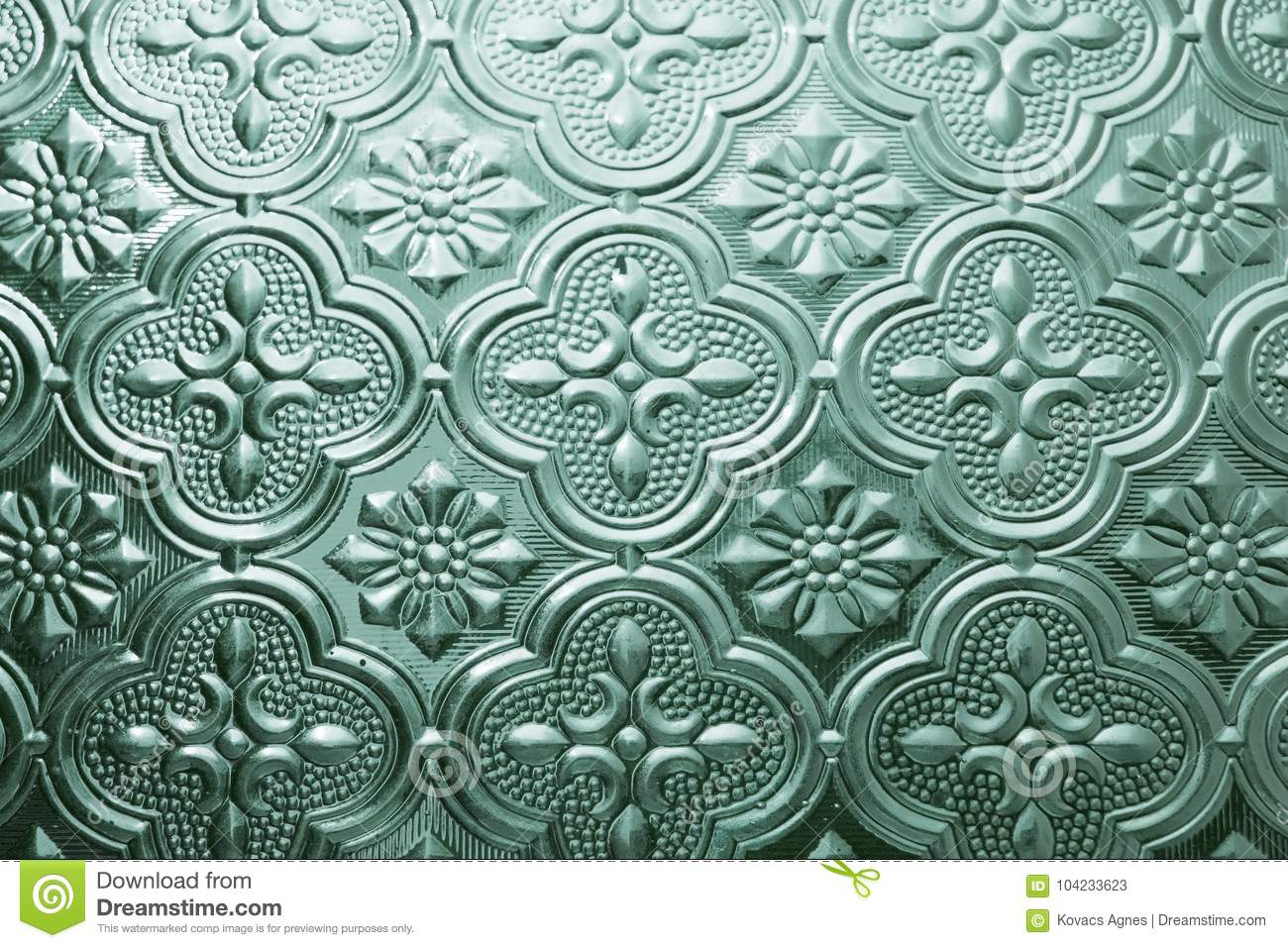 Colorful seamless texture. Glass background. Interior wall decoration 3D wall pattern abstract floral glass shapes