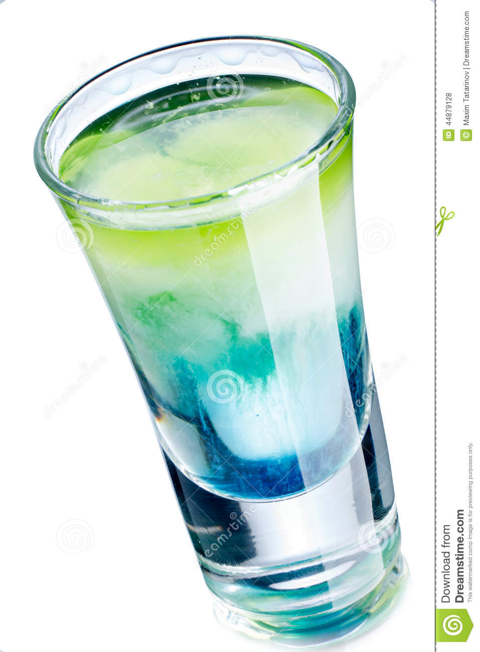 colorful shot drink stock photo image 44879128