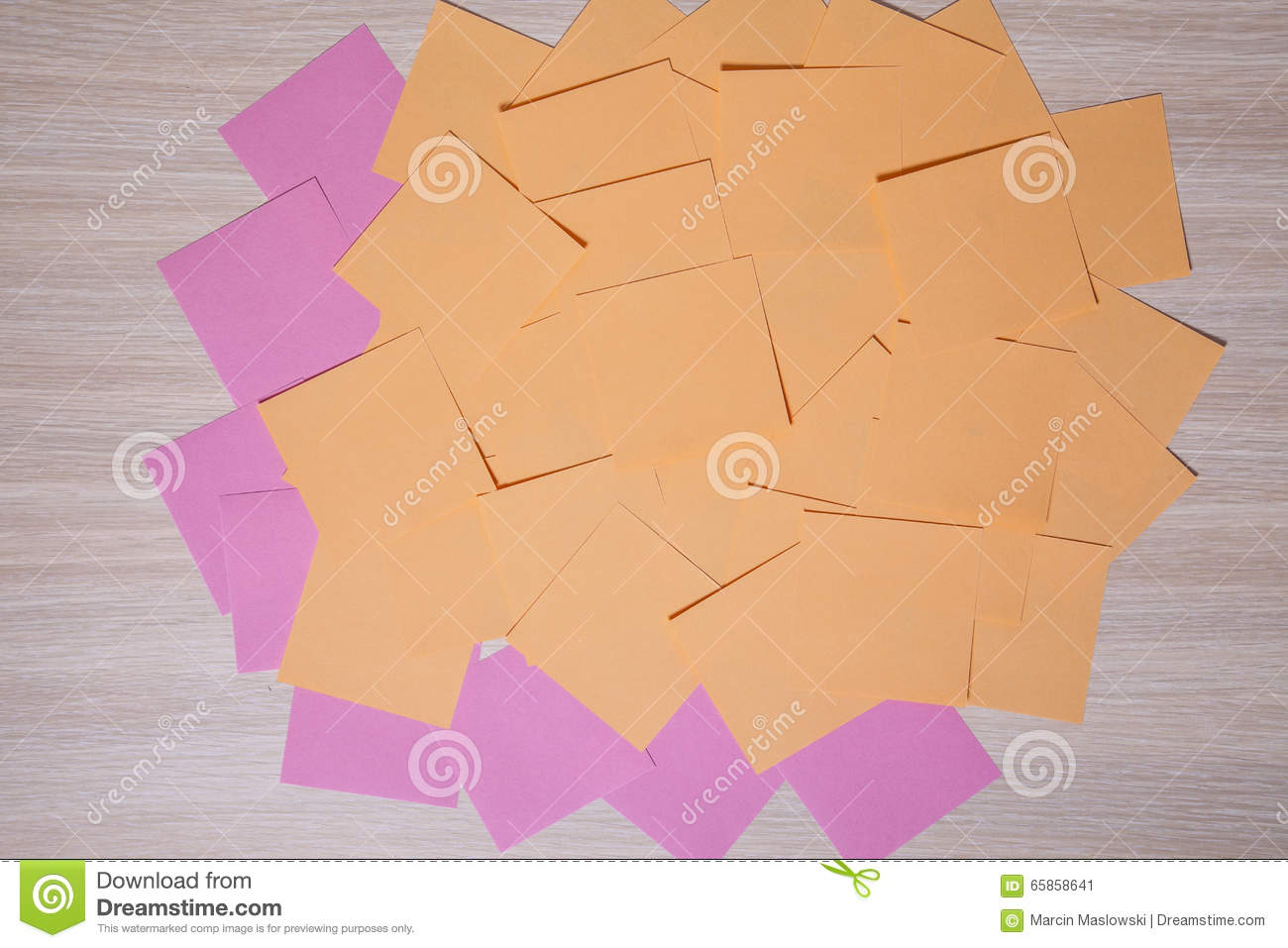 Colorful sticky notes stock image image of note paper 65858641 colorful sticky notes jeuxipadfo Images