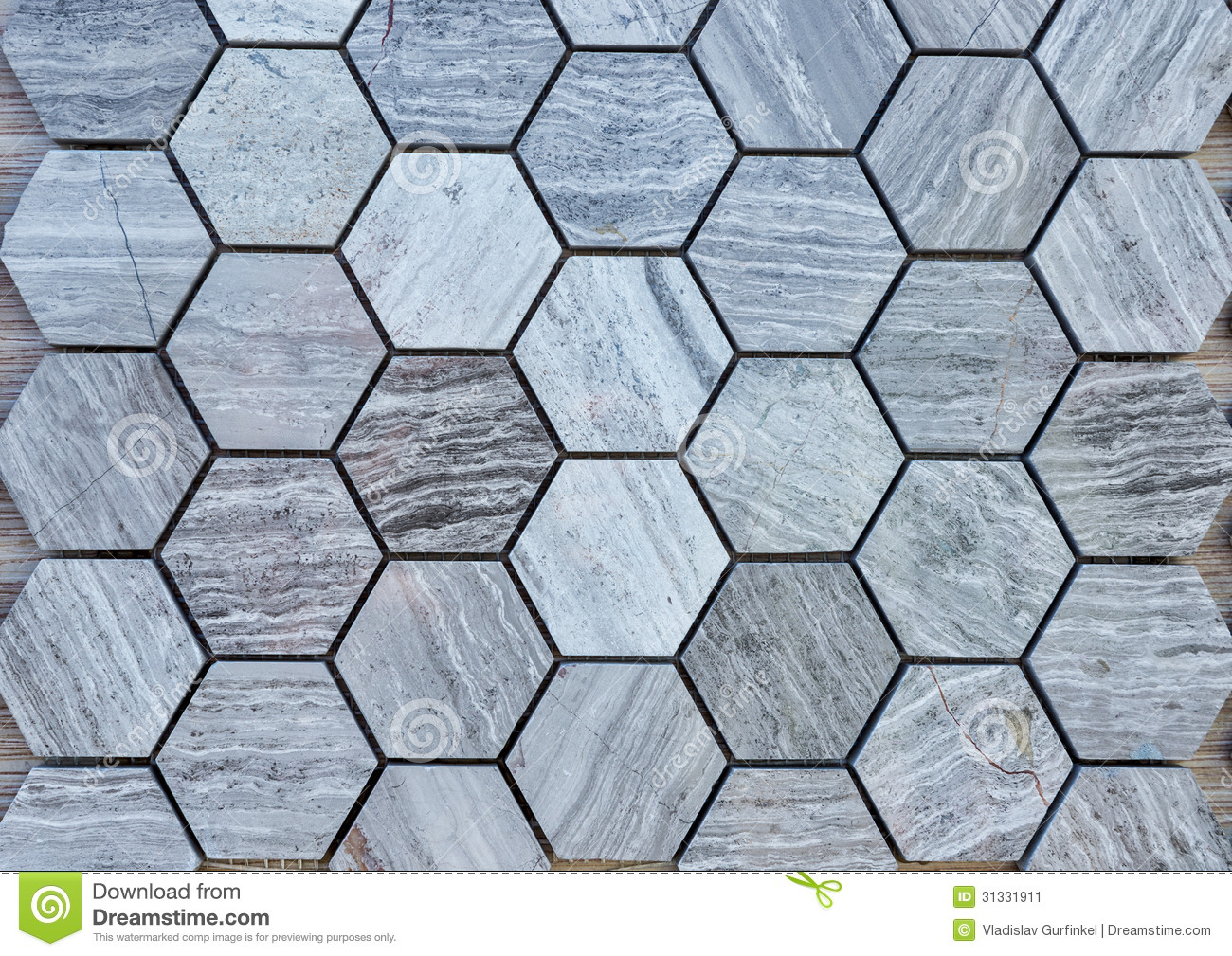 Colorful Stone Tiles Pattern Stock Image - Image: 31331911