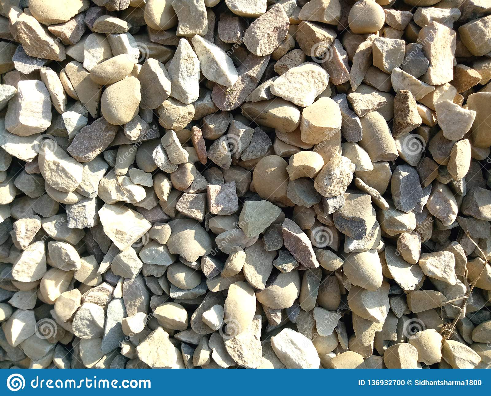 Colorful stones texture background wallpaper. vivid vector illustration.
