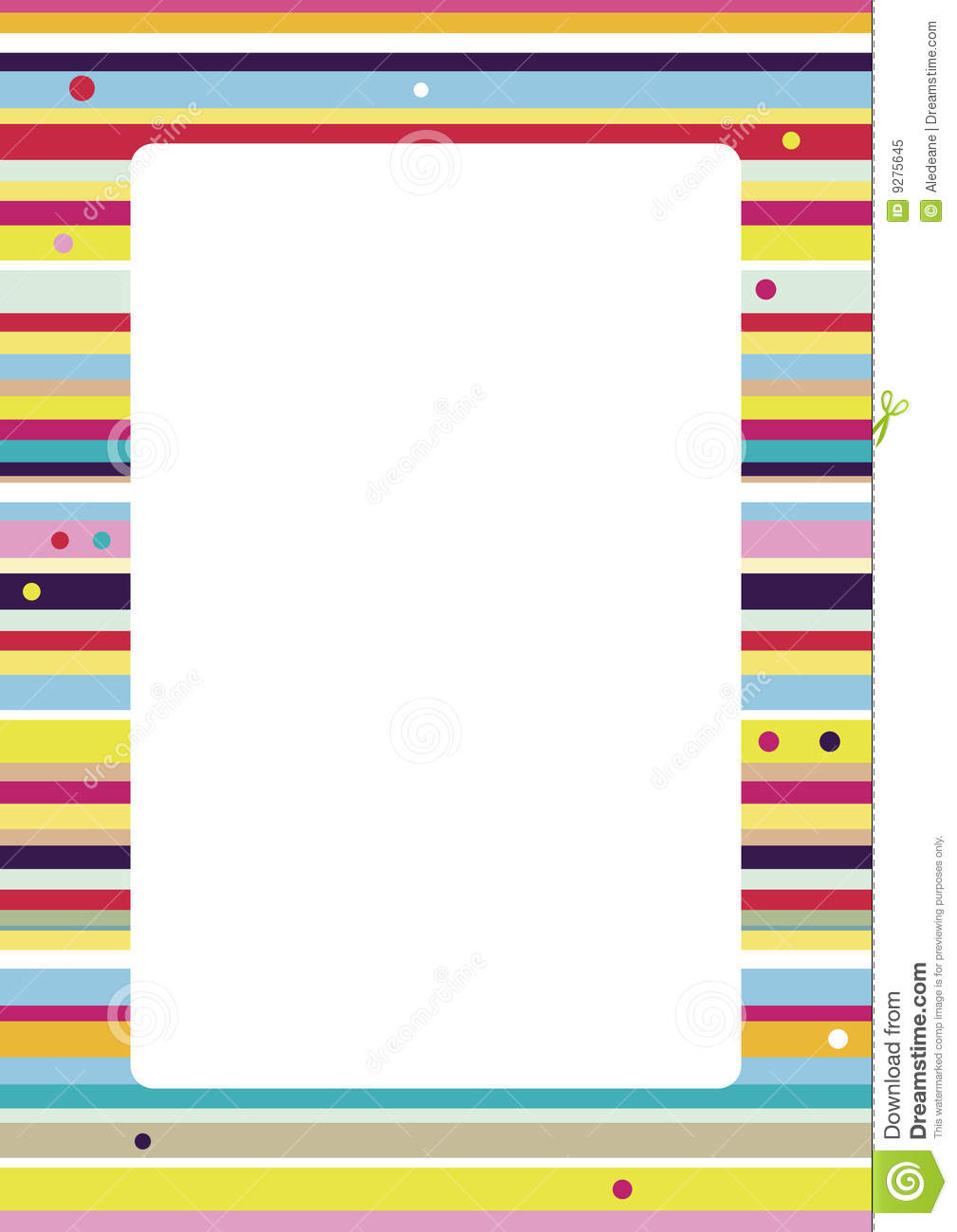 Colorful Stripes Background Royalty Free Stock Photo - Image: 9275645