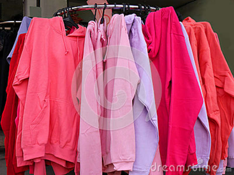 Colorful Sweaters Stock Image Image Of Pink Sweater 86619115