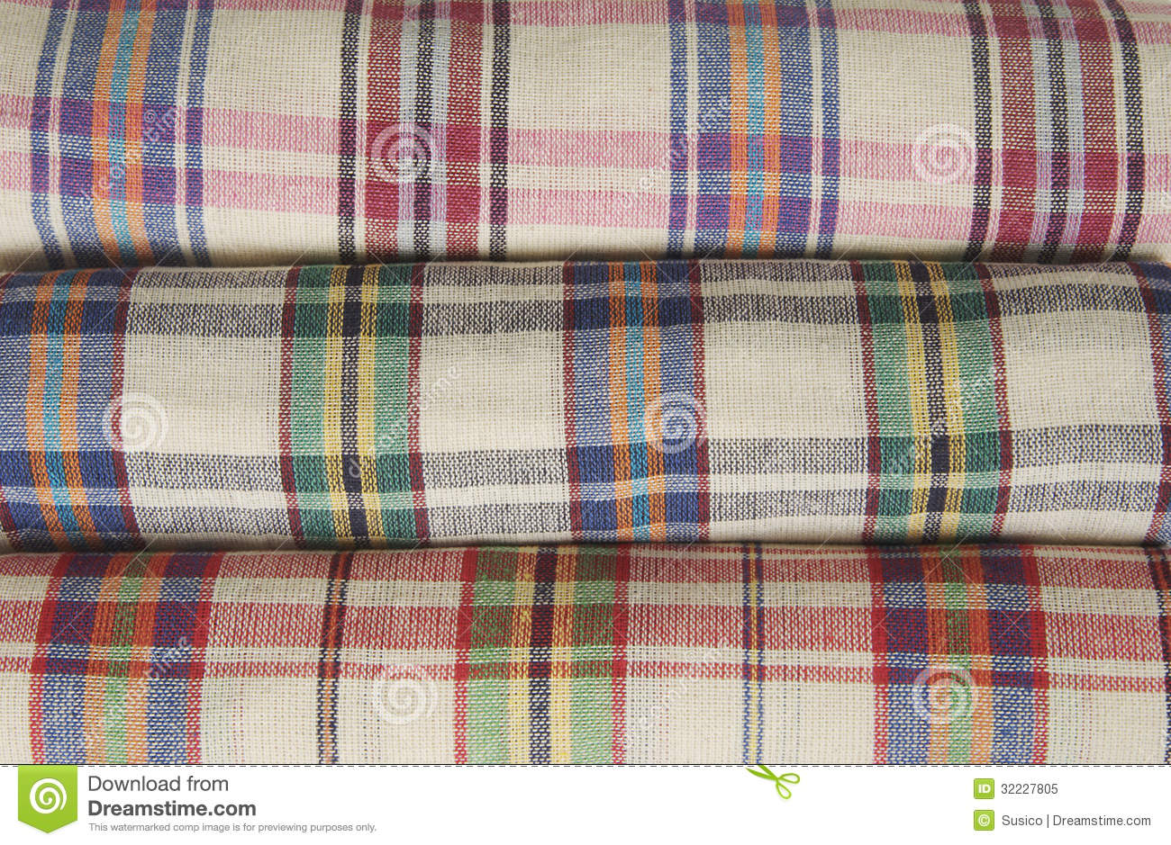 Colorful Tablecloth Texture Wallpaper Stock Image Image Of Picnic