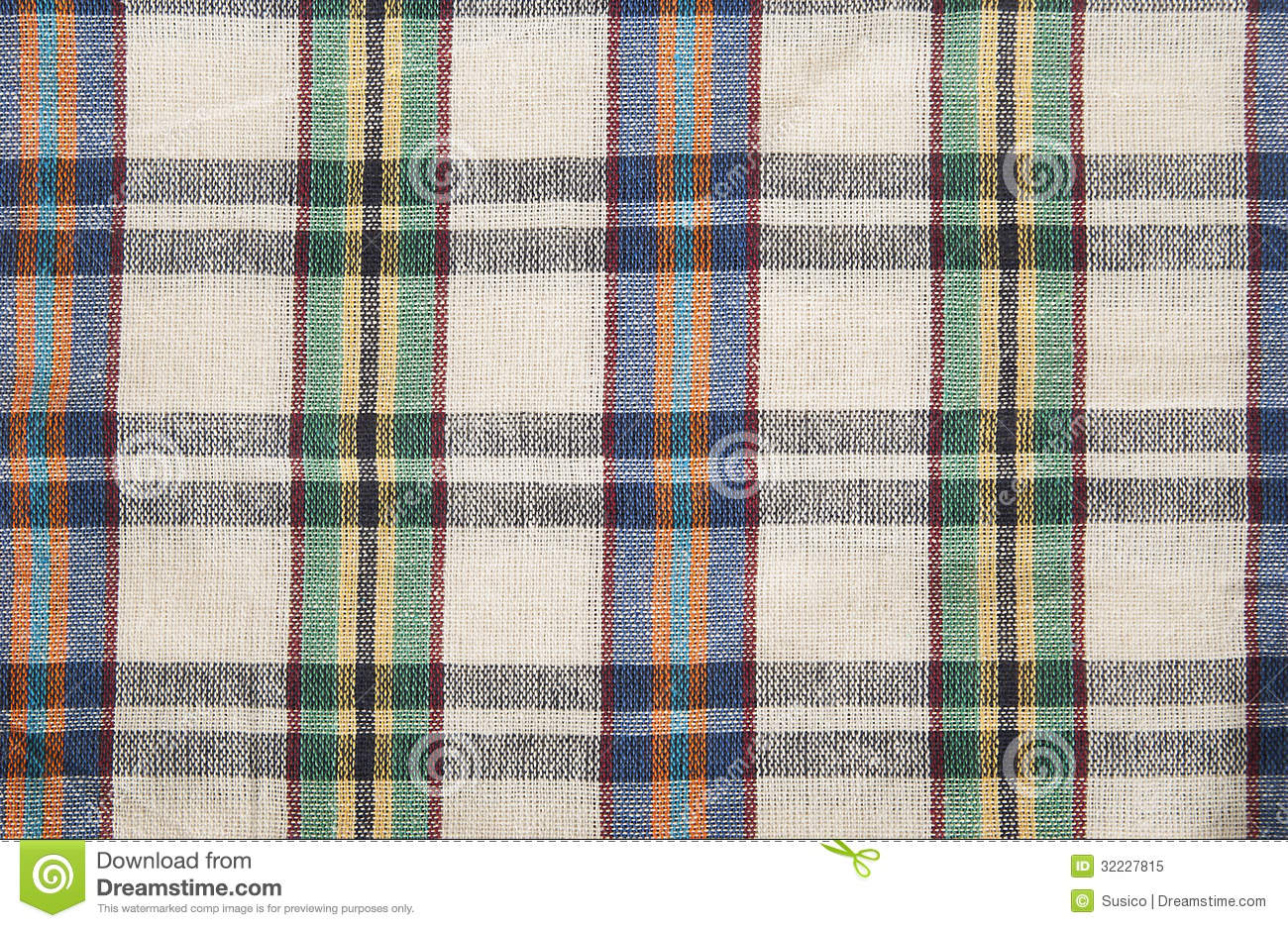 Colorful Tablecloth Texture Wallpaper Stock Image Image Of