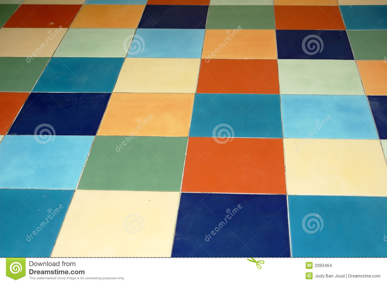 Colorful Tiles Stock Photo Image Of Wall Backdrop