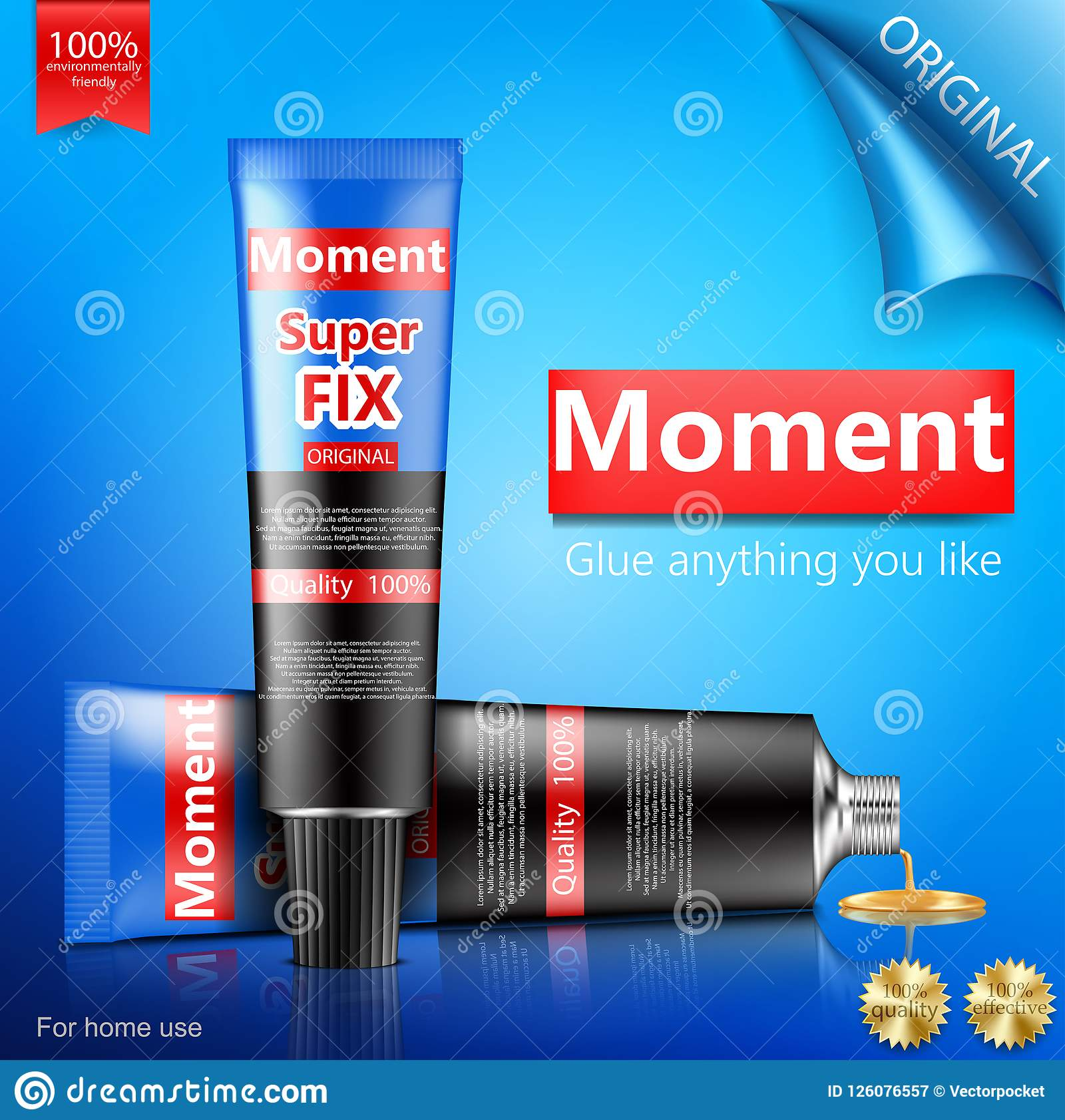 How to glue the glue moment 6