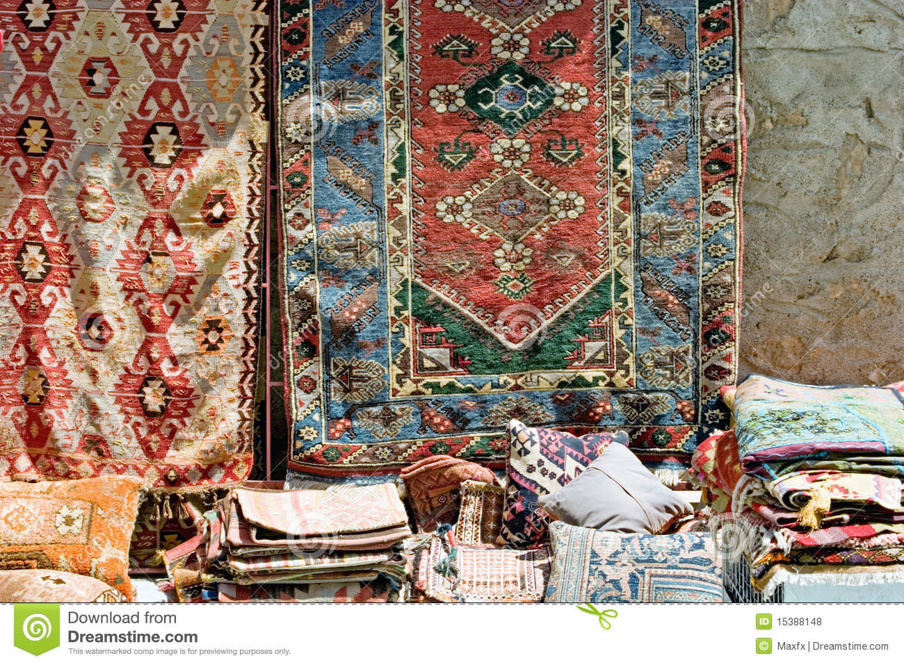 Colorful Turkish Rugs On Sale