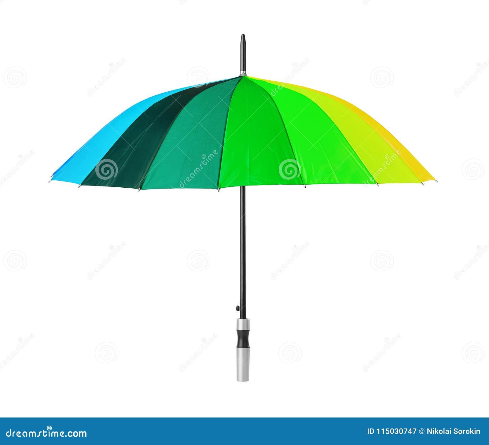 Colorful umbrella stock image. Image of canopy, nylon - 115030747