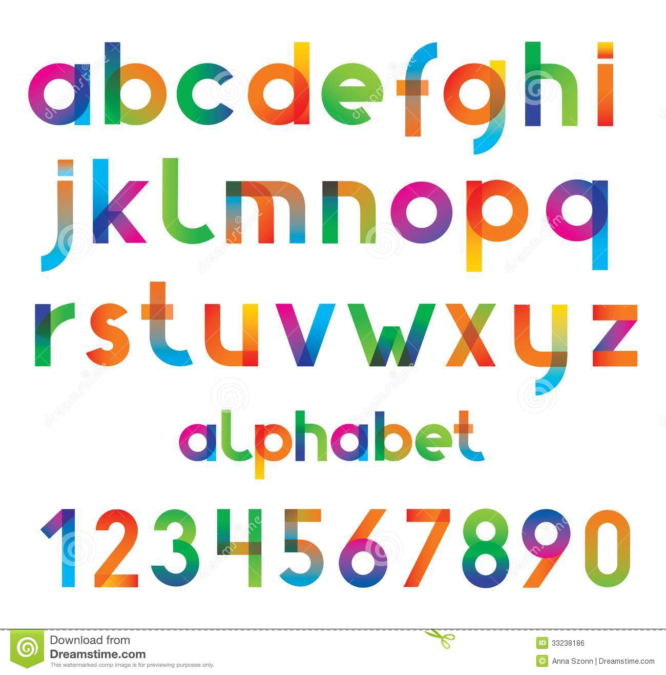Free Downloadable Alphabet Christmas Letters