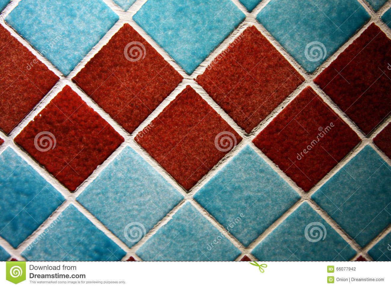 Colorful wall tiles stock photo. Image of pattern, colorful - 66077942