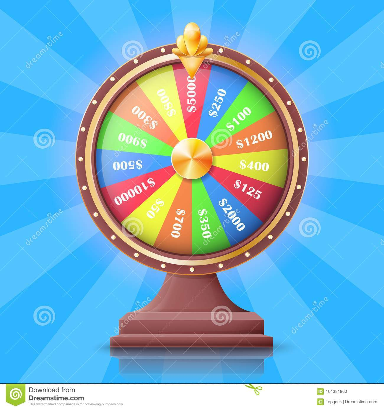 Wheel Of Fortune Prizes