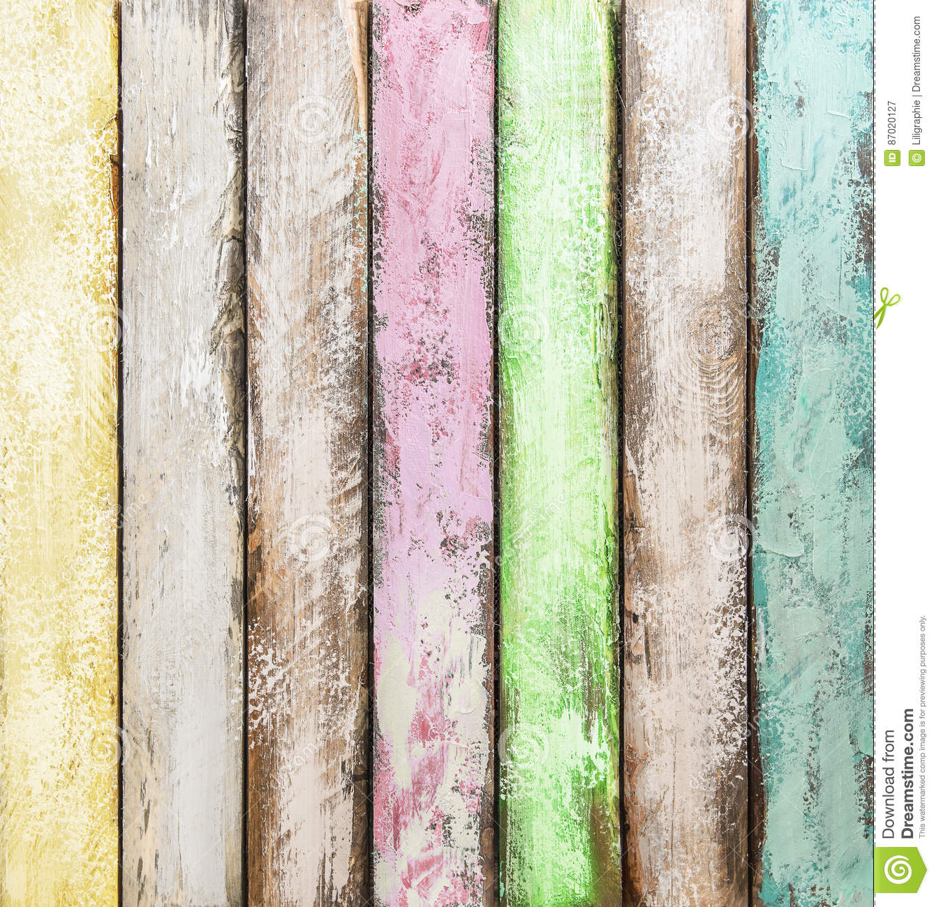 Wood background texture wooden tiles free image wood background - Colorful Wooden Tiles Painted Wood Background Stock Photo