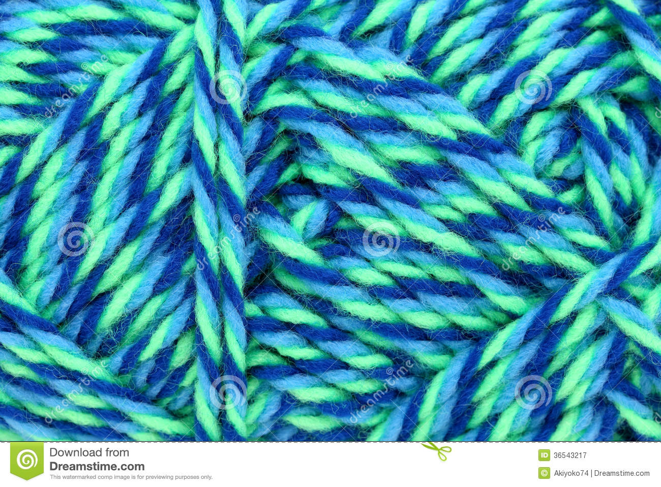 Colorful Yarn Royalty Free Stock Photography Image 36543217