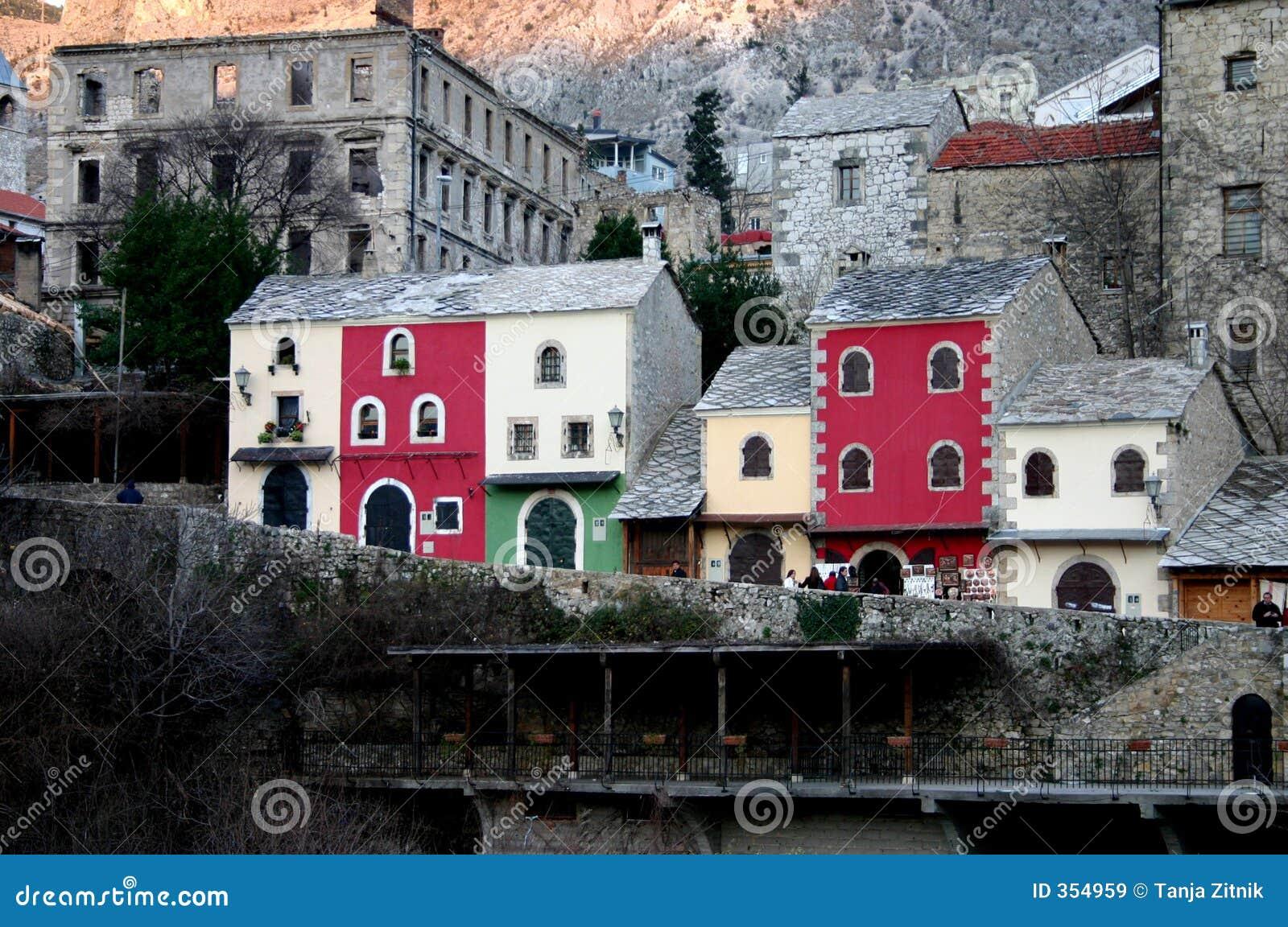 Colorfull Häuser