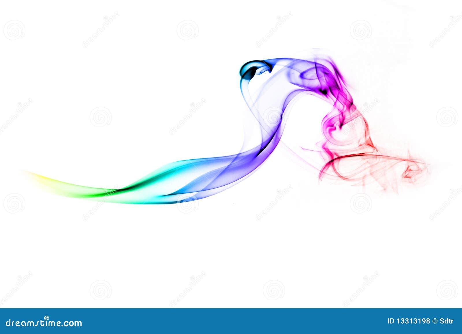 Transparent Rainbow Smoke stock photo. Image of puff, multicolored ... for rainbow smoke transparent  177nar