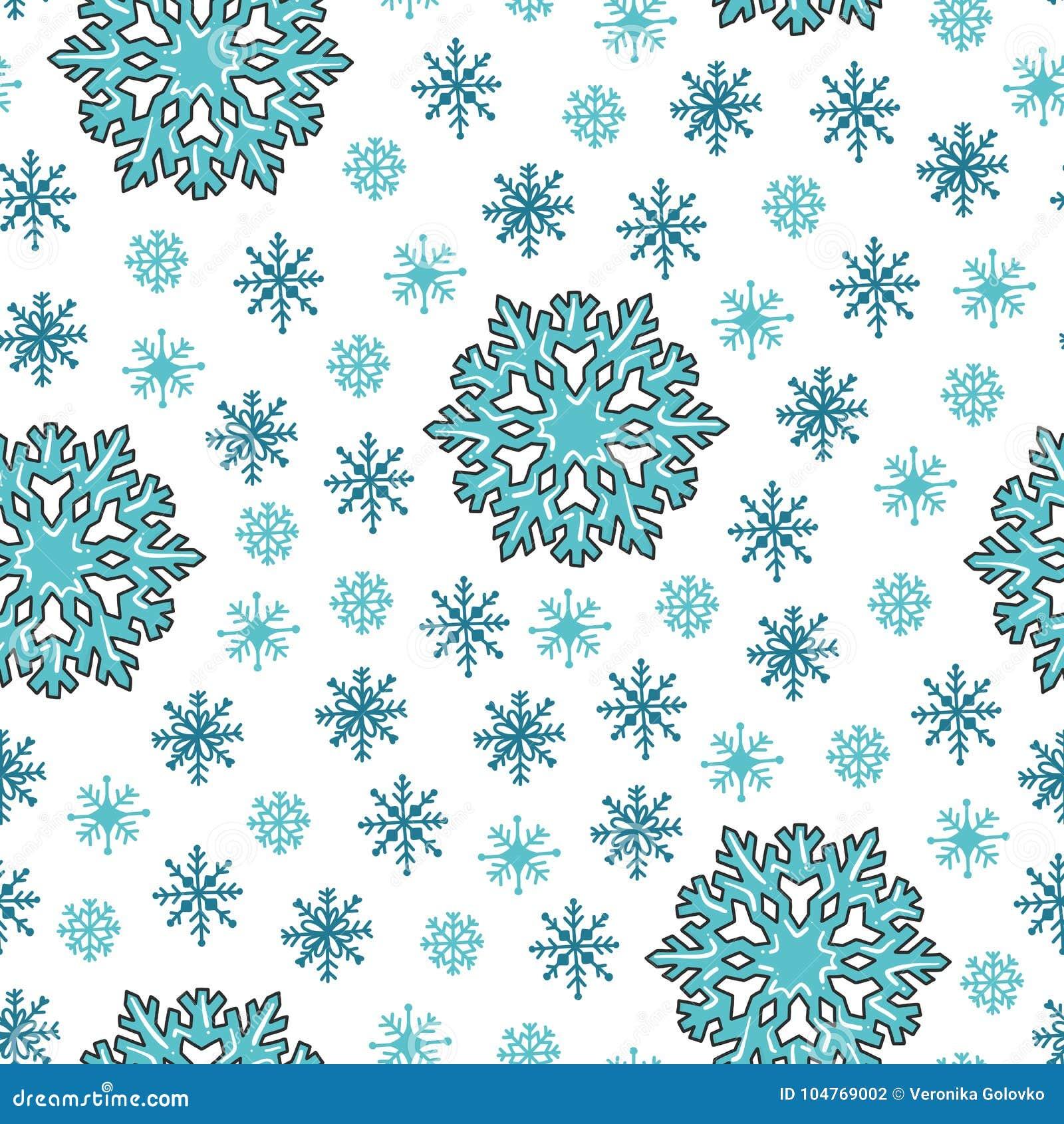 Colorfuly Weihnachts-seamles Beschaffenheit