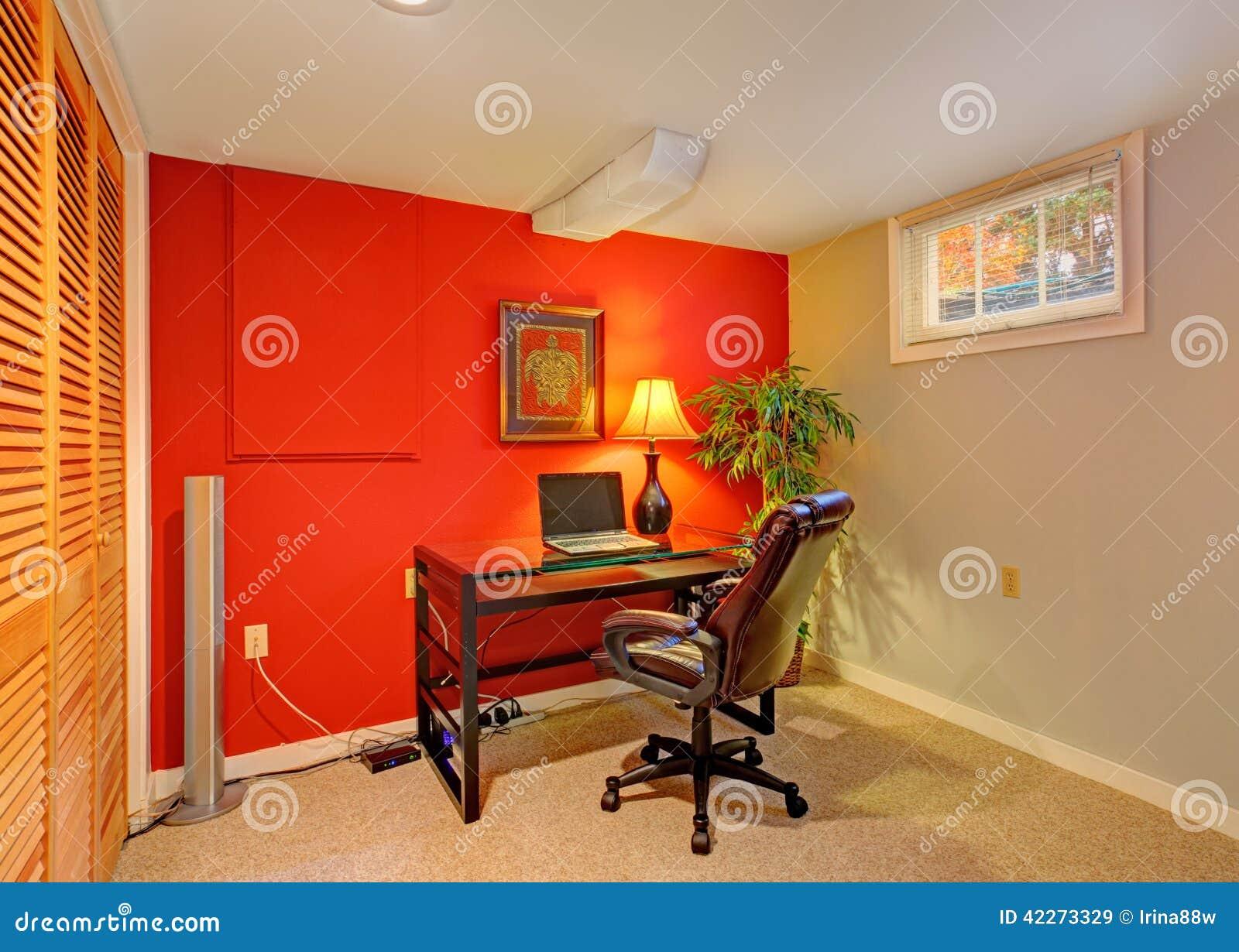 Colori luminosi della stanza dell 39 ufficio al contrario for Design stanza ufficio