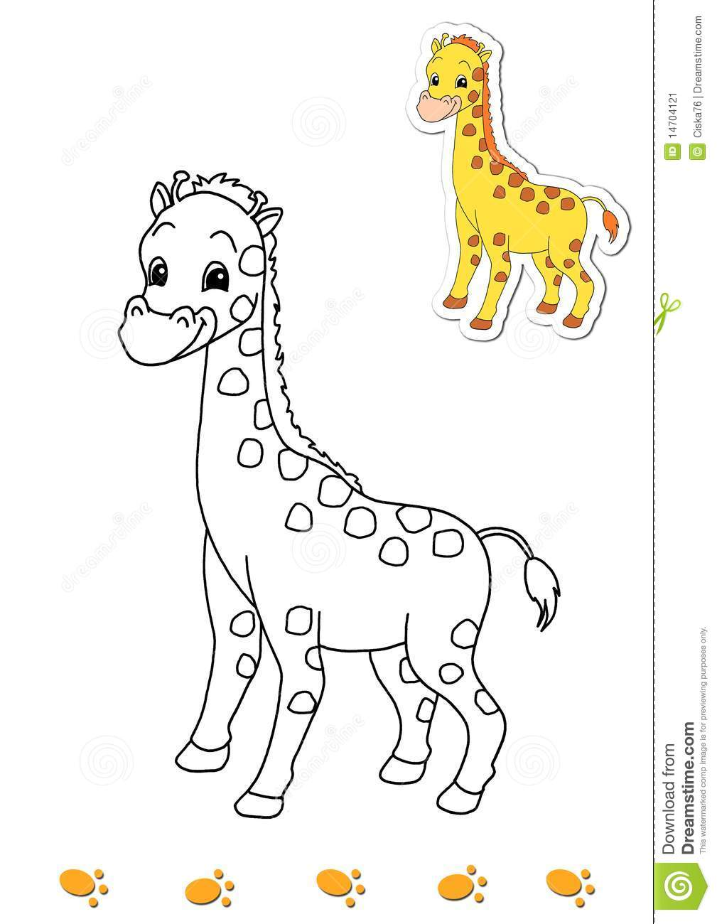 Coloring Book Of Animals 10