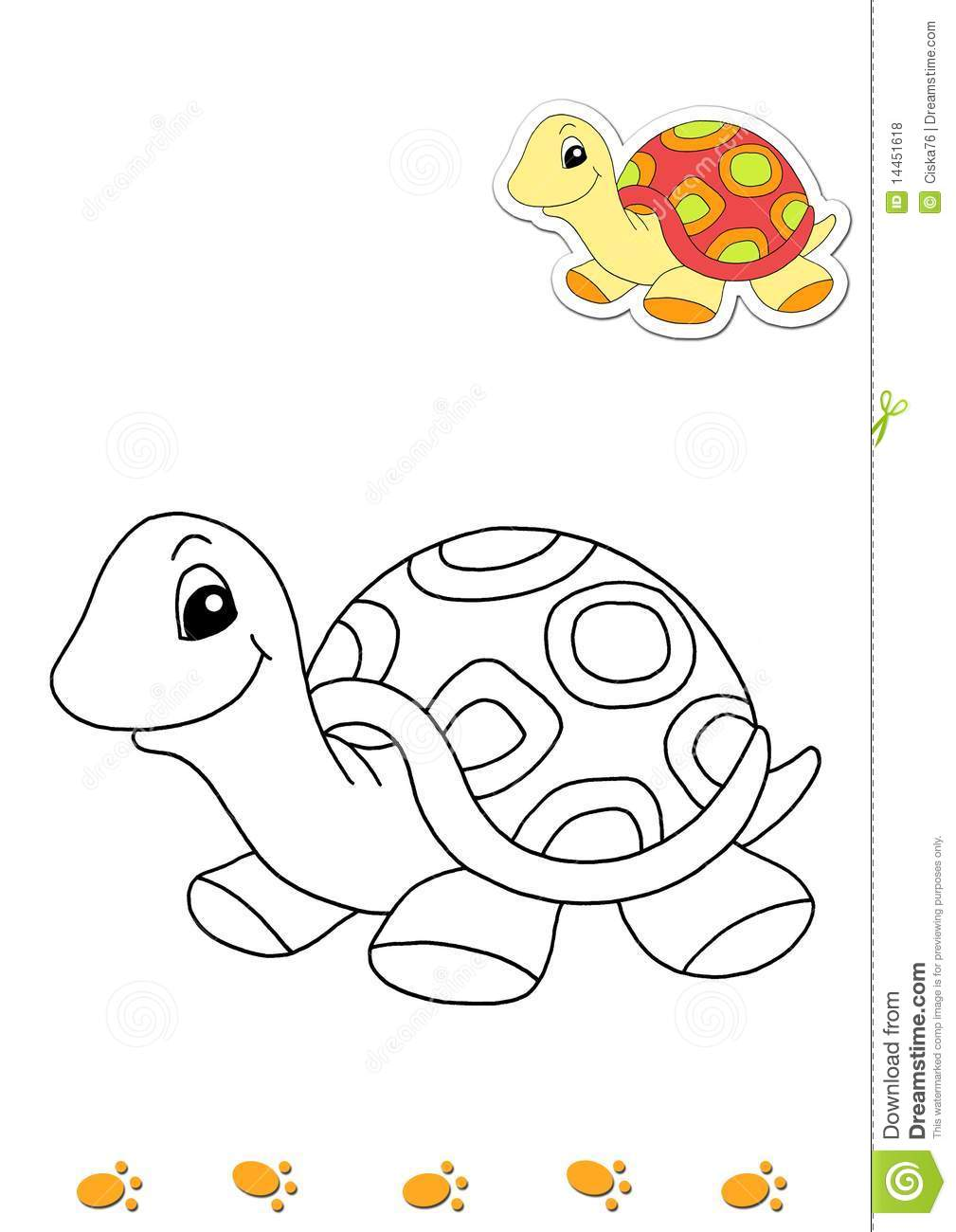 Coloring Book Of Animals 17
