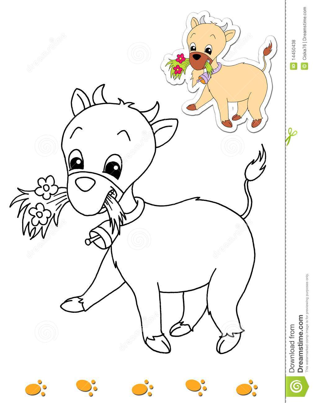 Coloring Book Of Animals 3
