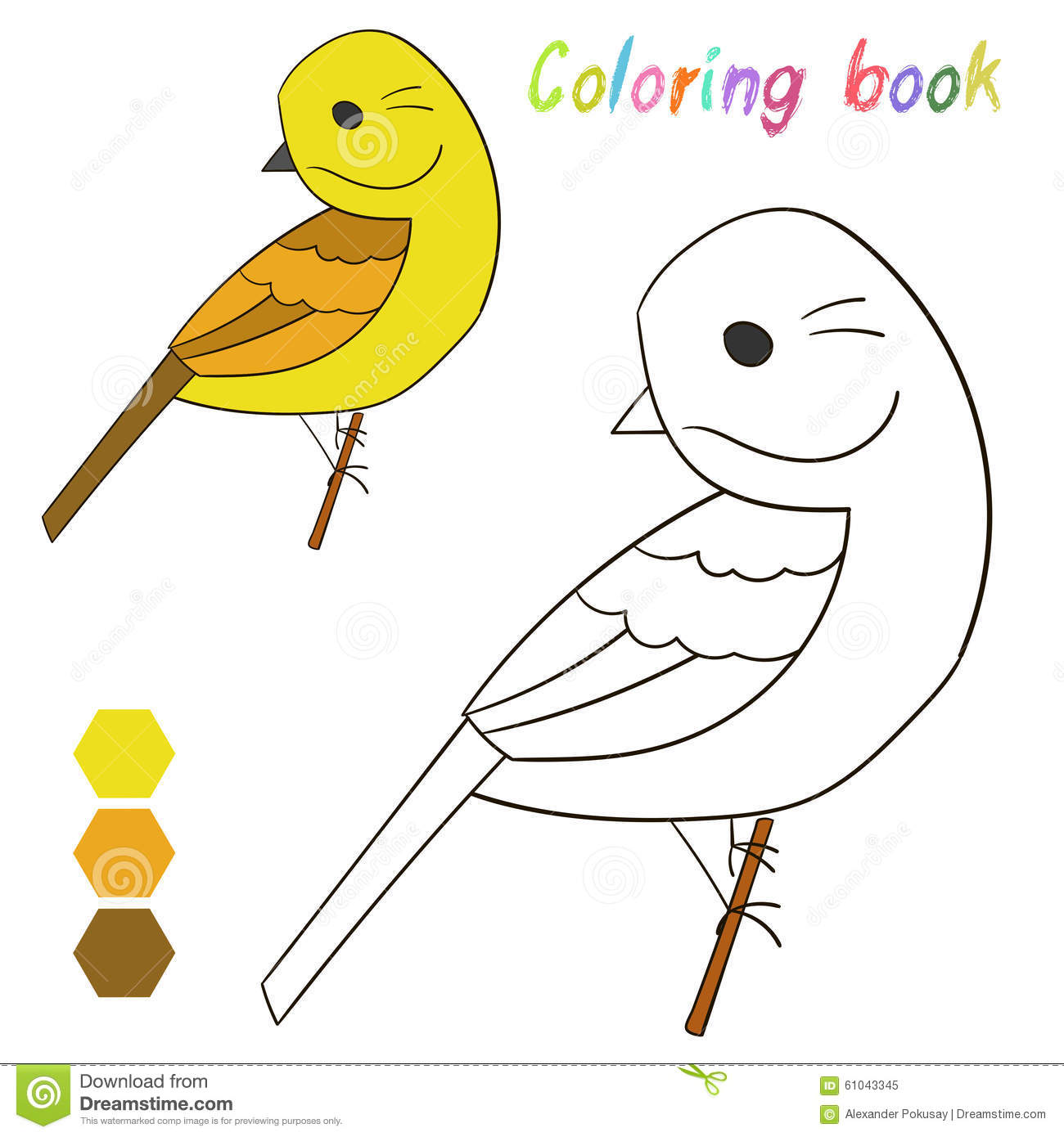 yellowhammer bird coloring pages - photo #45