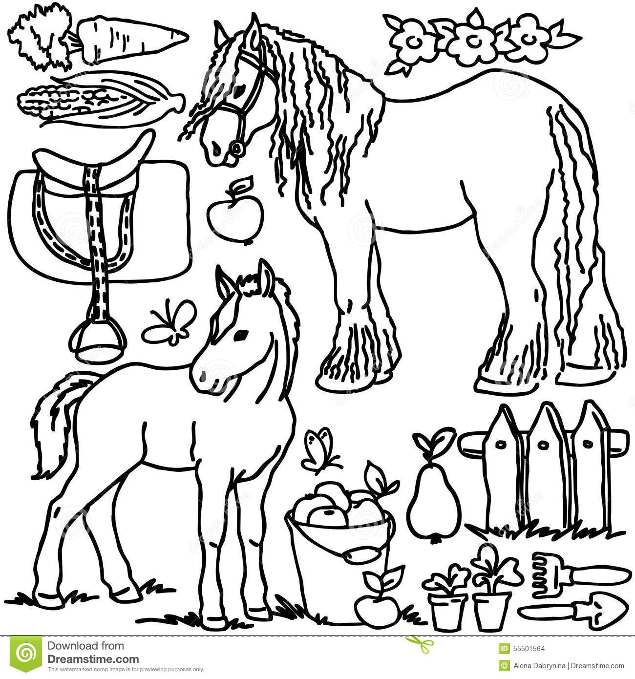 vet tools coloring pages - photo#18