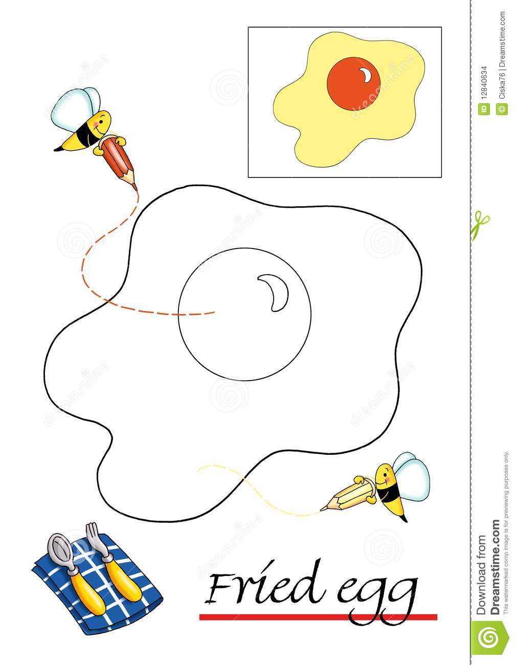 Coloring book for children, 1