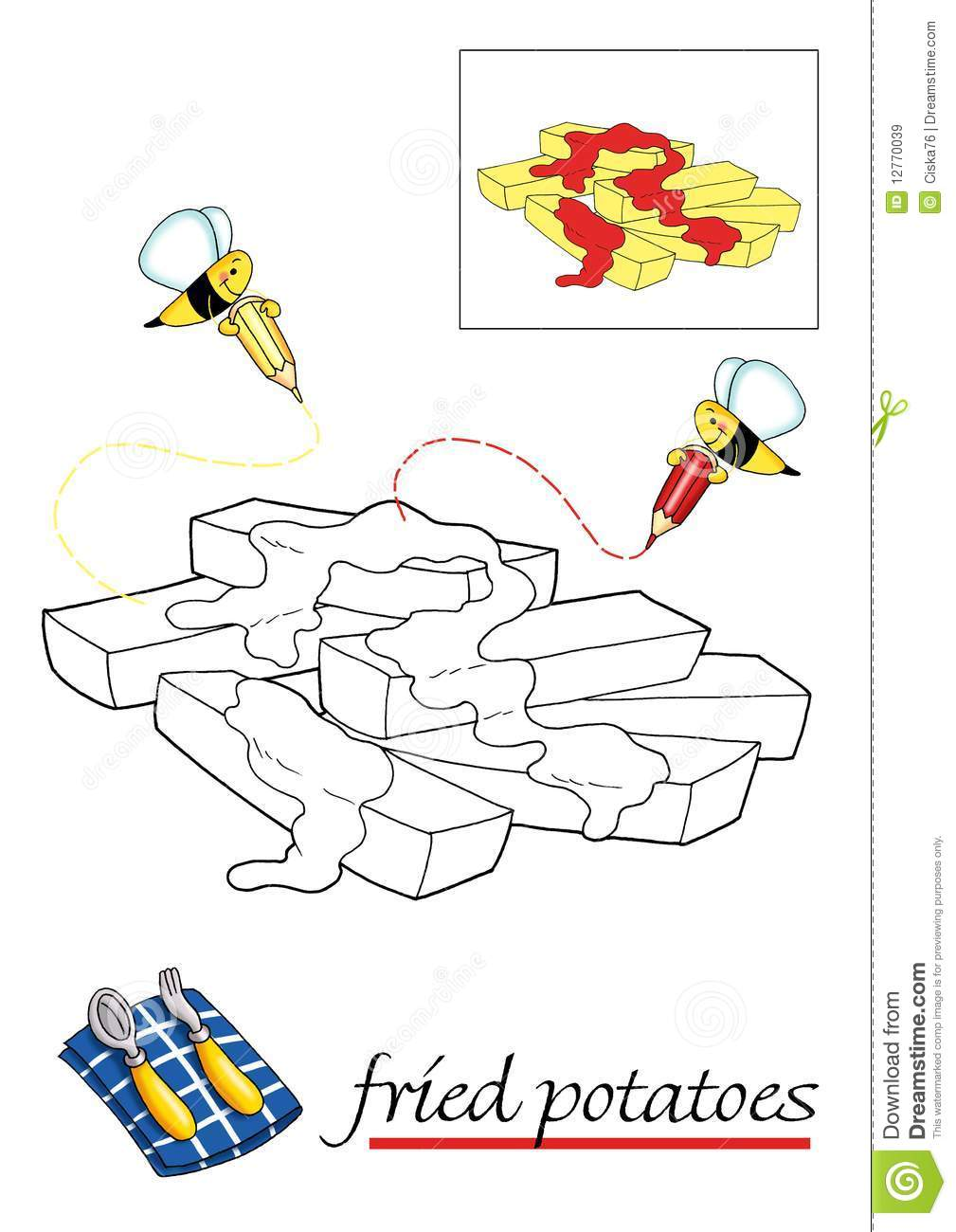 Coloring book for children 9