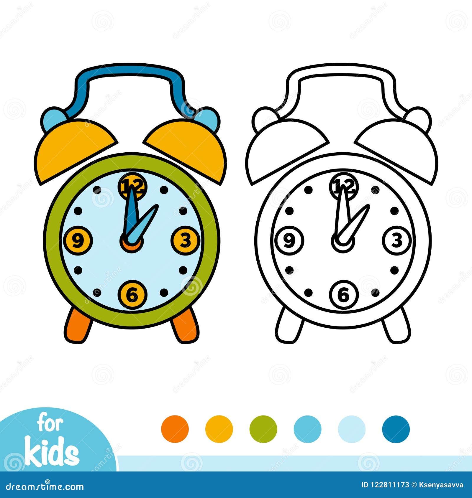 mantle clock Royalty Free Vector Clip Art illustration  -hous1289-CoolCLIPS.com