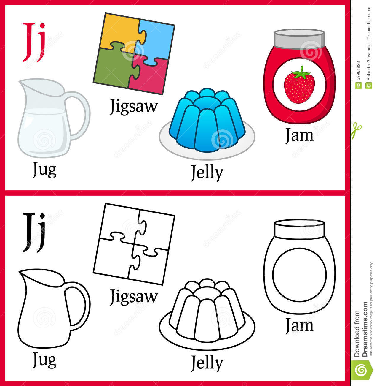 Objects That Start With The Letter E