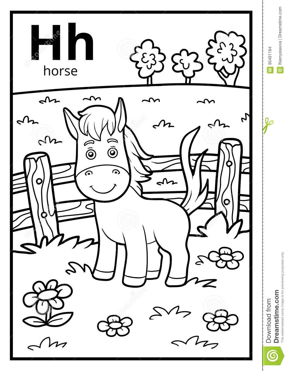 Royalty Free Vector Download Coloring Book