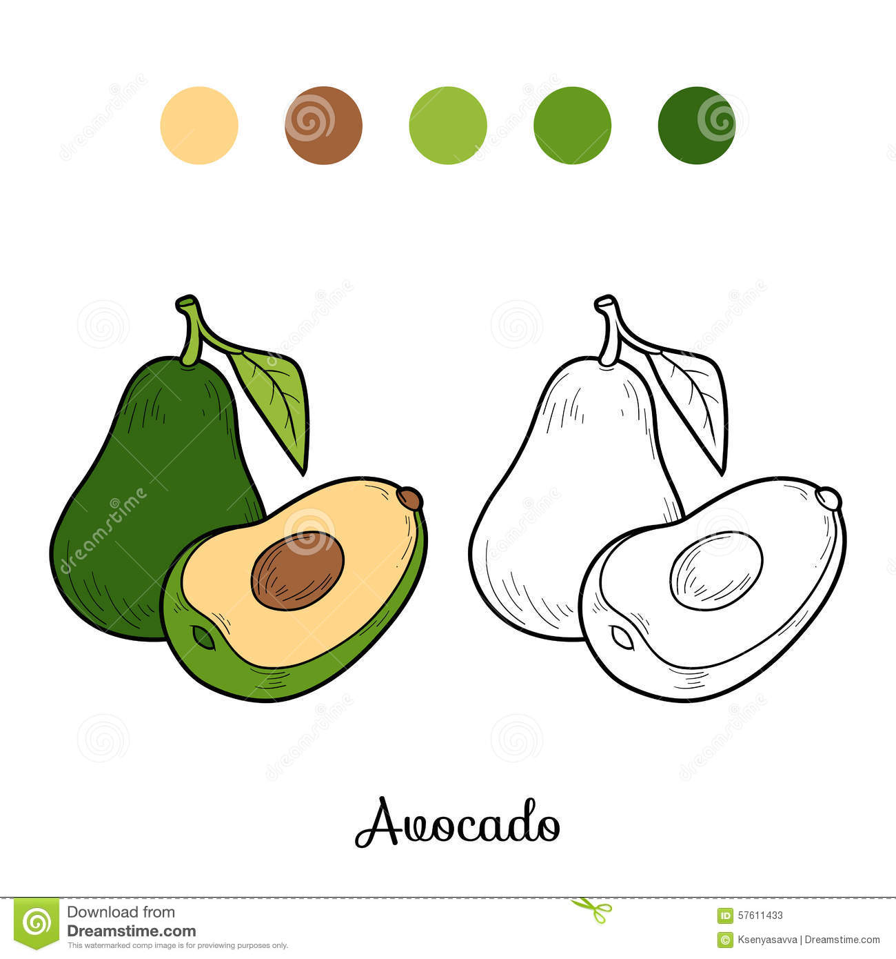 is avocado a fruit or vegetable healthy fruits for children