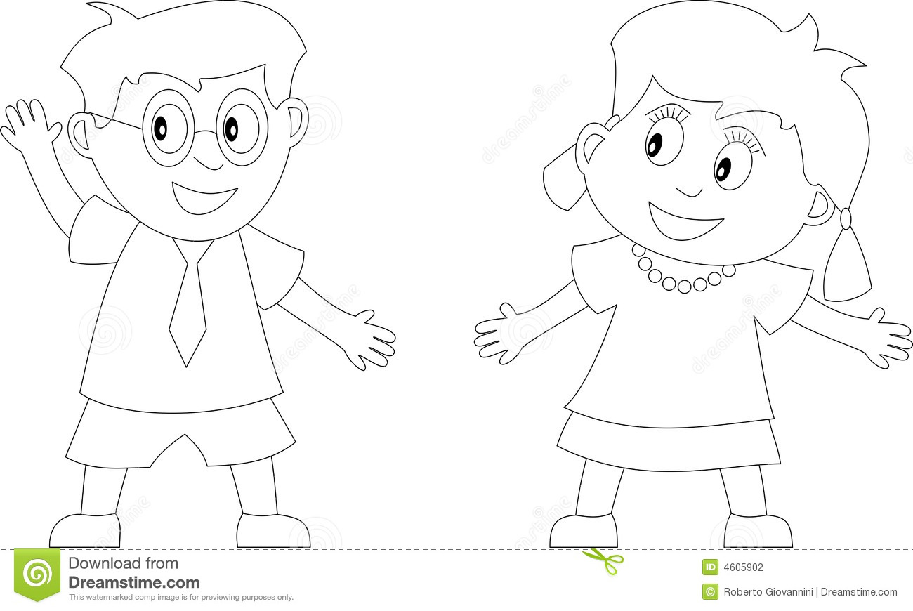 coloring book for kids 1 stock photography image 4605902