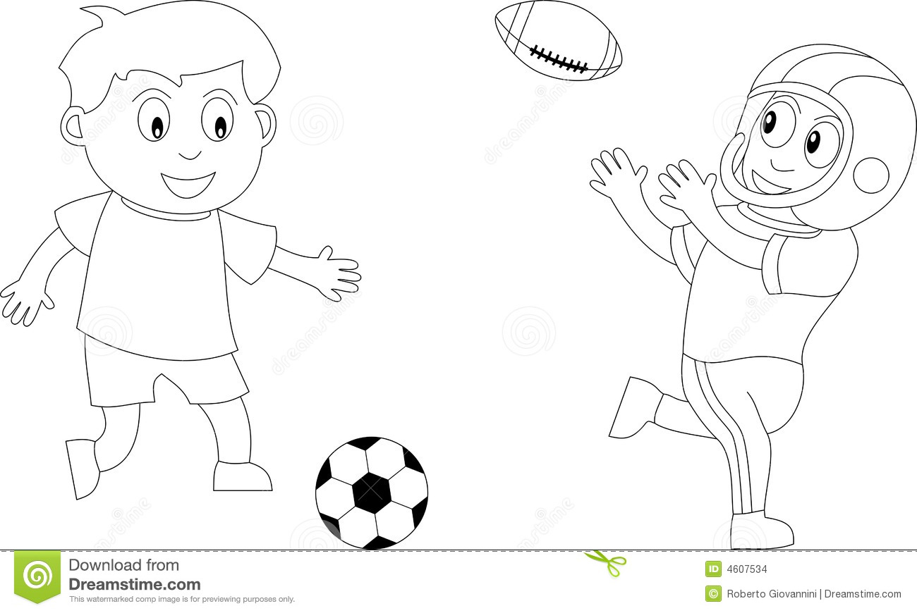coloring book for kids 4 stock images image 4607534