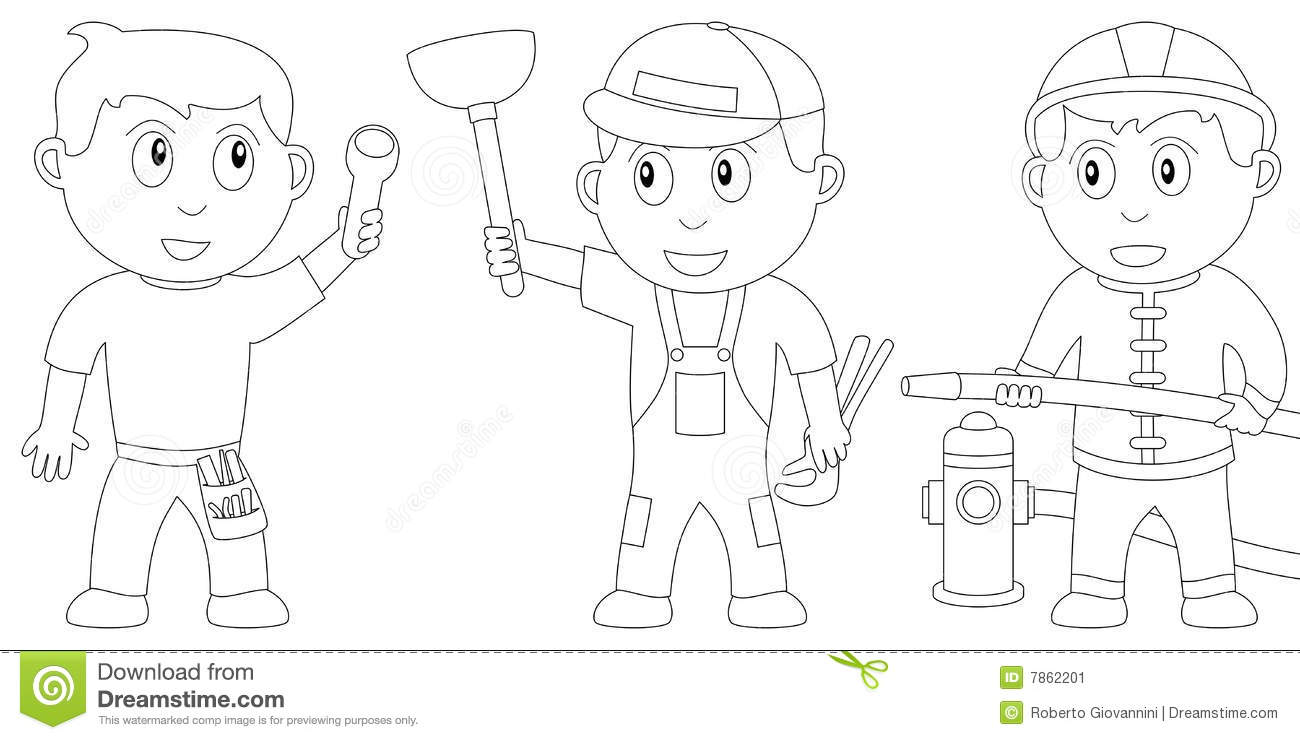 coloring book for kids  9  stock vector  image of black